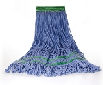 Starborne Looped End Mop Double Tailband - Blue - Medium - 5
