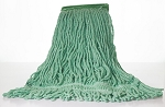 Starborne Looped End Wet Mop - Green - Medium - 5
