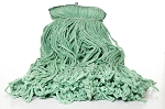 Comet Blend Cut End Wet Mop - Green - 16 oz - Sta Flat Headband - 12/CS - Sold Each