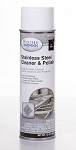 Aerosol Oil Based Stainless Steel Cleaner - 16 oz - Sold Each