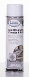 Aerosol Water Based Stainless Steel Cleaner And Polish - 16Oz - Priced Per Each