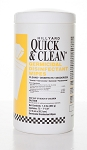 Quick and Clean Germicidal Wipes - 75/CT, 6CT/CS - Sold Each