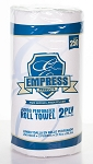Empress Kitchen Roll Towels - White 2 Ply - 8
