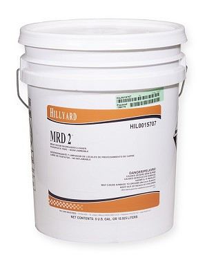 MRD 2 Meat Room Degreaser - 5 gal - Sold Each