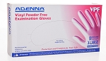 Vinyl Powder Free Exam Gloves - X-Large - 90 Gloves/Box - 10 Boxes/CS - Sold Box
