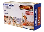 Handy Guard Polyethlene Food Service Gloves, Size Medium - 500 Gloves per box, 20 boxes per case, Sold Box