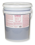 Q-Rinse Sanitizer for Institutional Kitchen Use - 5 gal - Sold Each