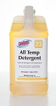 Conquest #23 All-Temp Detergent - 1 gal - 2/CS - Sold Each