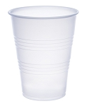 Plastic 9 oz Cold Cups - 100/Sleeve - 25 Sleeves/CS - Sold Case