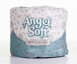 Angel Soft Premium Bathroom Tissue - 450 Sheets/Roll - 80 Rolls/CS