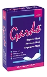 Gards Maxi Pads #4 - 250 Individually Wrapped/CS - Sold Case