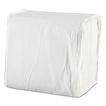 Dinner Napkins  - 1 Ply - 17 X 17  White - 250/Pack - 12 Packs/CS - Sold Case