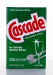 Cascade Automatic Dishwasher Powder, 20 Oz Box, 24 Box/Cs, Sold Box