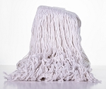 Sno-White Cut End Finish Mop - Size 20 Oz With .1 1/4