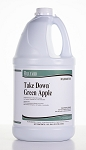 Take Down Green Apple - 1 GAL - 4/CS - Sold Each