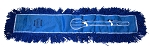 5X36 Blue Proline Loop Cotton Dust Mop Head - 12/CS - Sold Each