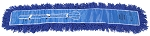 5X48 Blue Proline Loop Cotton Dust Mop Head - 12/CS -  Sold Each