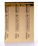 Over The Spill Pad Tablet - Yellow - 12 Packs/CS - Sold Pack