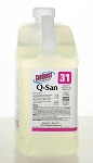 Conquest #31 Q-SAN Sanitizer - 1 gal - 2/CS - Sold Each
